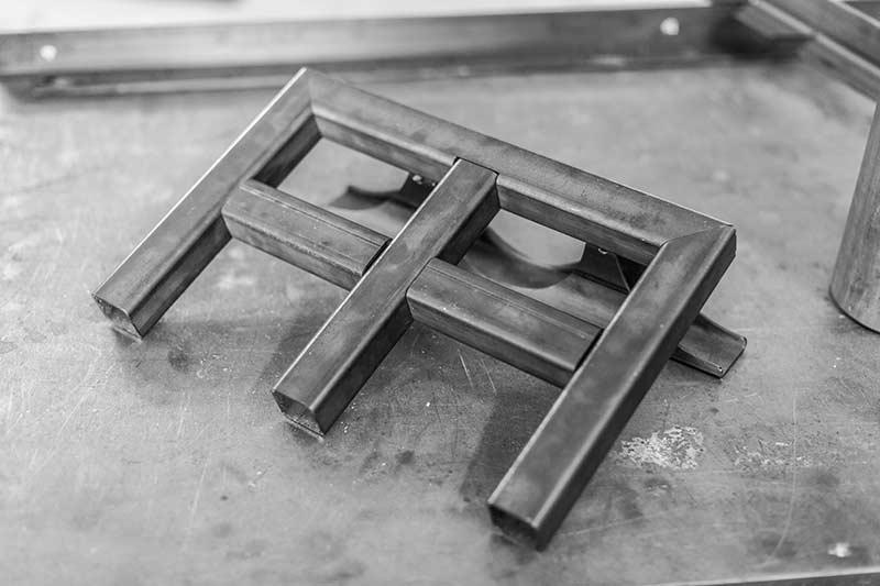 3D rørlaserskæring