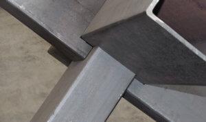 QuickTube NMF Industries laserskåret emne